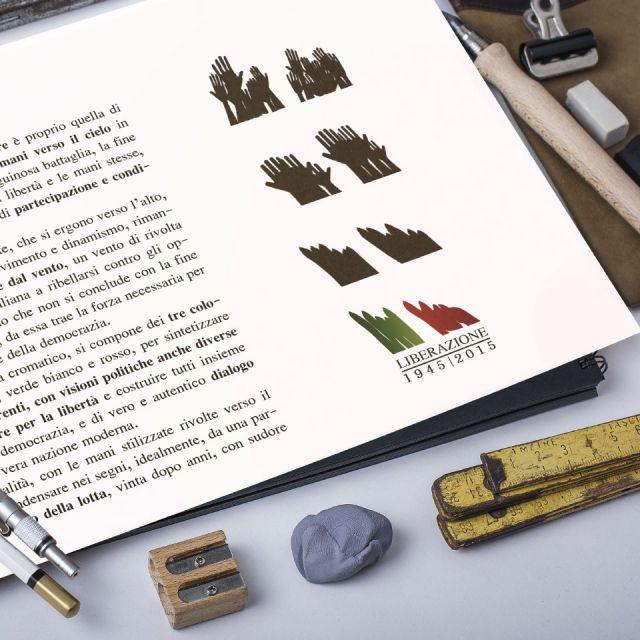 Corporate Identity 70imo Anniversario della Repubblica